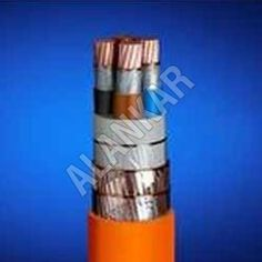 Alankar Cable has marked its presence in the global market as one of the reliable Manufacturers, Suppliers and Exporters of the N2XCH Power and Control Cable. N2XCH Power and Control Cables