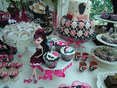 L'apparato: monster high party decore