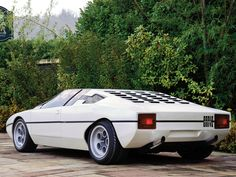 Prototype Lamborghini Bravo based on Urraco [2048x1536] Want an iPad Air/ Air 2/ Air Pro Follow iPad Air Wallpapers To Download board on @cutephonecases