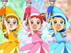 [IMG] Ojamajo Doremi, Nostalgia, Old Anime, Anime Demon, Magical Girl, Shoujo, Sailor Moon, Sonic The Hedgehog, Childhood