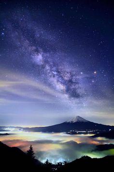Lovely colors | sky | | night sky | | nature | | amazing nature | #nature #amazingnature https://biopop.com/