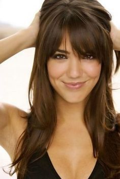 Long Layered Hairstyles With Bangs For Oval Faces Hairstyles For Long Layered Hairstyles Oval Faces