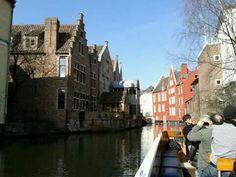 Spring in Gent, Belgium