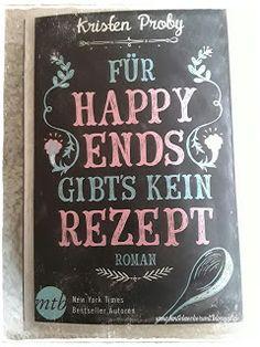BunteBücherWelt: Für Happy Ends gibt's kein Rezept (1)- Kristen Pro...