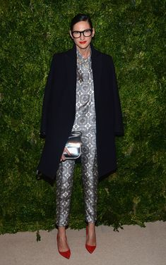 50 Women Who Prove Personal Style Gets Better With Age | StyleCaster