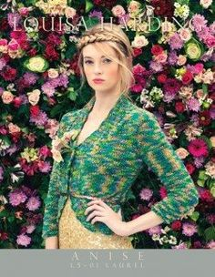 Louisa Harding Laurel Jacket Pattern