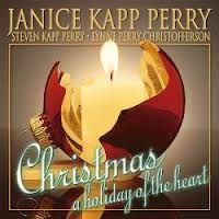 """Songbook - Original Christmas songs from Janice Kapp Perry and her family to enliven your holiday season, including the national award-winning """"He Was a Shepherd Too"""" by Janice's daughter, Lynne Christofferson. Available as a songbook, CD or download."""