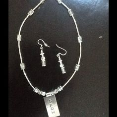 Necklace & earring set Beautiful set. Jewelry Necklaces