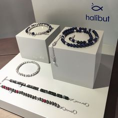 Kit of luxury bracelets Halibut Gioielli