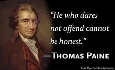 Quotes about Common sense thomas paine quotes) Wise Quotes, Quotable Quotes, Famous Quotes, Great Quotes, Quotes To Live By, Inspirational Quotes, Quotes From Famous People, Famous Historical Quotes, Powerful Quotes