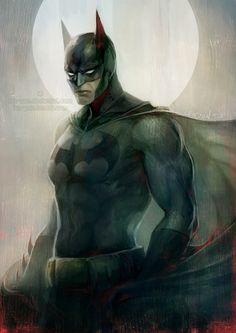 Batman - len-yan.deviantart.com