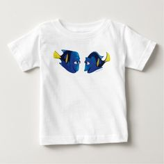 Finding Dory | Jenny & Charlie Infant T-shirt