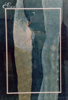"""""""Flujo"""". Juan Gómez Macías. Técnica: Óleo. Soporte: Cartón. Dimensiones: 70 x 100 cm"""