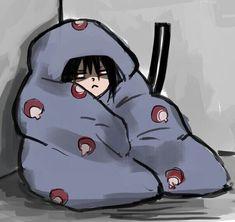 I swear to god Sasuke is my spirit animal