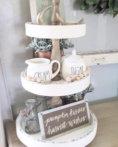Tiered kitchen stand