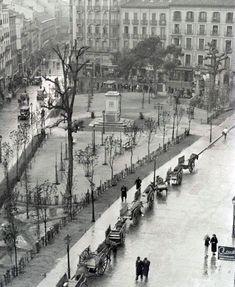 ¿Sabías que la última vivienda que Valle-Inclán tuvo en Madrid estaba en la Plaza de Tirso de Molina Nº5?