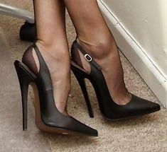 High heeled skingbacks