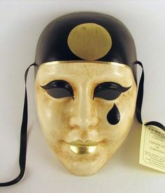 COMEDIA DEL ARTE, masks