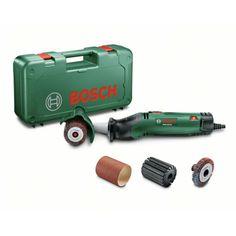 Bosch 250W Corded Roller Sander Variable Speed PRR250ES $169.00 bunnings