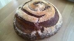 Pane con farina di castagne