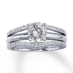 Wedding Band for Solitaire Engagement Ring - Weddingbee