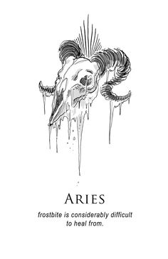 Aries - Shitty Horoscopes Book II: Anger by musterni Zodiac Symbols, Zodiac Art, Zodiac Signs, Aries Sign, Aries Horoscope, Astrology Zodiac, Horoscopes, Dark Astrology, Zodiac Cancer