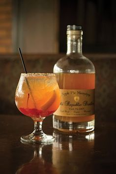 Drink Recipes - Apple Pie Old Fashioned | Susquehanna Style