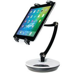 Cta Ipad And Tablet Bluetooth Speaker Stand