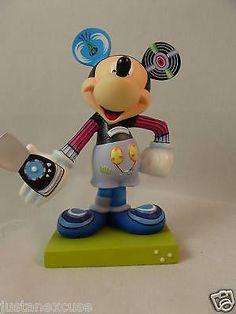 "Disney Inspearations 75th Music Mickey 6"" Resin Figurine #17848 #WestlandGiftware #Figurines"