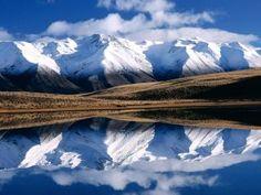 McKenzie Basin New Zealand
