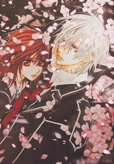 Zero & Yuki- Vampire Knight