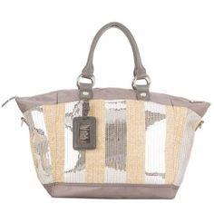 Handtasche Sevensome Silver