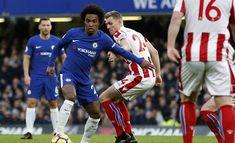 Blog Esportivo do Suíço:  Chelsea supera Stoke City com facilidade; Liverpool vence de virada