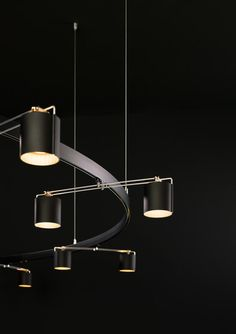 Track lighting | Suspended lights | BALANCE | Buschfeld Design. Check it out on Architonic