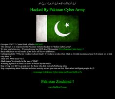 Central Bank Of India Hacked by Pakistan Cyber Army & Team MaDLeeTs