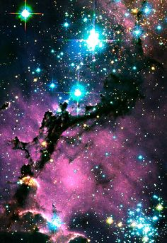 Inside the Large Magellanic Cloud #Space #Stars #Astronomy