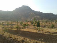 #pandawgad fort near #pune #satara #wai #trek #Adventure