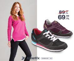Sneaker, bir tutkudur. #AW1516 #winter #kış #yenisezon #fashion #fashionable #style #stylish #kinetix #kinetixayakkabi #shoe #shoelover #shoeoftheday #shoes #shoesoftheday #ayakkabı #shop #shopping #women #womenfashion #womenstyle #sneaker