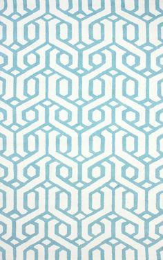 Rugs USA Breeze NO1 Indoor Outdoor Blue Rug