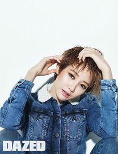 Go Joon-hee // Dazed & Confused Korea