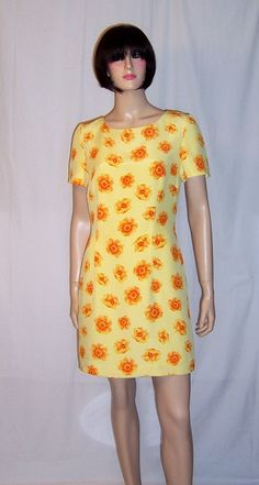 Escada-Lively and Cheerful Dress Designed by by PatriciaJon