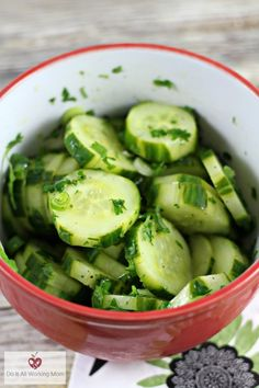 Cucumber Salad - Do