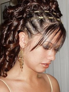 1058 Best Prom Hairstyles For Black Girls Images Hairstyle Ideas