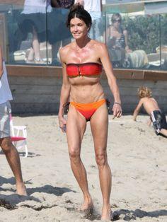 Janice griffith swim meet