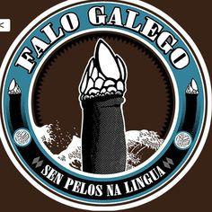 falo galego