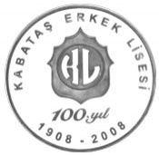 Kabataş Erkek Lisesi 100.Yıl Hatıra Parası-2008-
