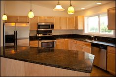 maple kitchen pictures | Honey Maple Kitchen Cabinets » Kitchen and Beyond