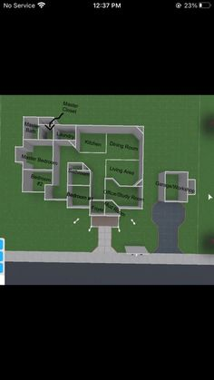 Two Story House Design, Sims 4 House Design, Tiny House Layout, House Layout Plans, Unique House Design, House Layouts, Minecraft Modern, Cute Minecraft Houses, Minecraft Room