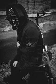 Yield Clothing x Admirable Dark Fashion, Urban Fashion, Mens Fashion, Chicano, Arte Alien, Streetwear, Vkook Memes, Cyberpunk Fashion, Stylish Boys