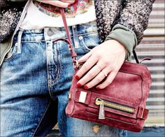 e308e84f09ed The Perfect Everyday Bag – Ramshackle Glam. Monica BotkierBOTKIER NATION ·   WhoWhatWear  Sequins